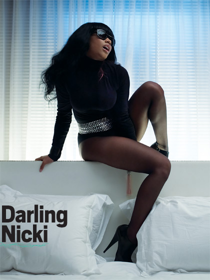 nicki minaj new album 2010. This past weekend, Nicki Minaj