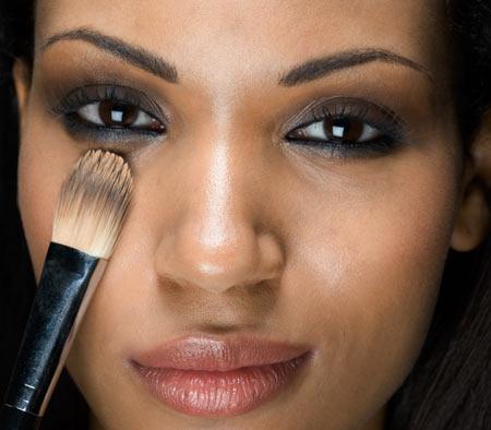 how to | SUGAR MAFIA SWAG Raccoon Eyes Makeup